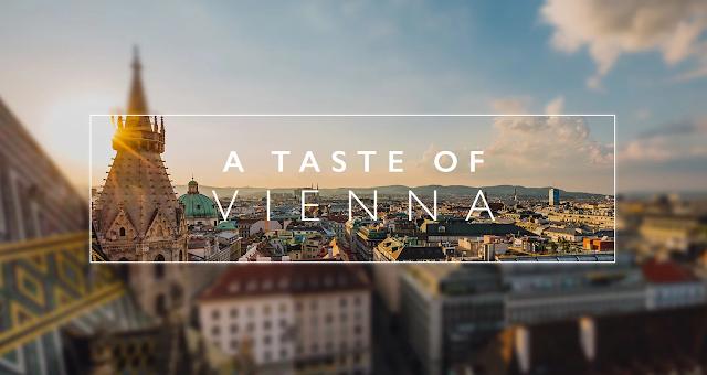 A Taste of Vienna | Wien im Timelapse - Der 3 Minuten Städtetrip am Bildschirm _ Atomlabor Blog Lifestyle Tipp
