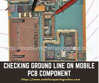 how to check mobile components