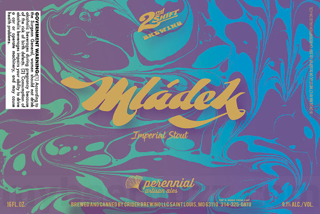 2nd Shift & Perennial Artisan Ales Collaborate On Mládek Cans