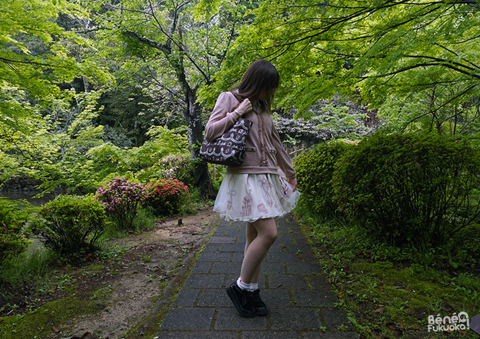 Japanese fashion by Béné no Fukuoka