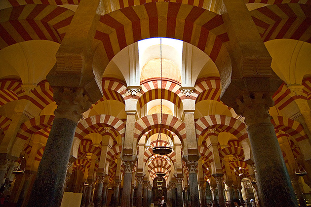 The Gread Mosque of cordoba, Spanyol