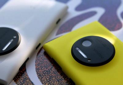 Kamera Nokia Lumia 1020