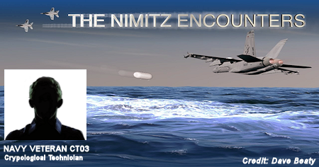 New Nimitz Tic Tac UFO Witness Comes Forward – INTERVIEW