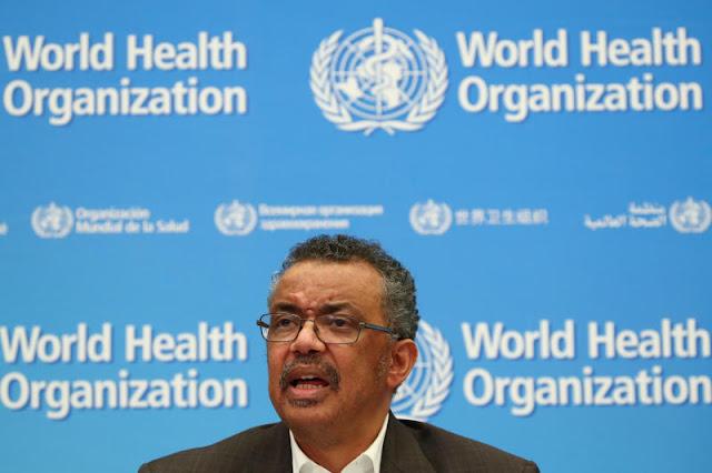 WHO: Pasien Corona yang Sembuh dan Positif Lagi, Bukan karena Terinfeksi Ulang