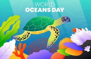 hari laut sedunia [world ocean day] 2020 -hari lautan sedunia