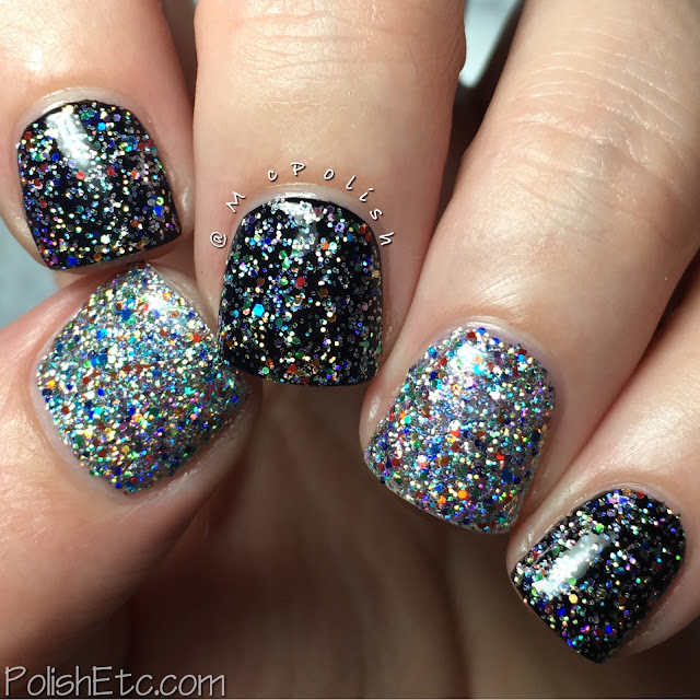 Nine Zero Lacquer - ROY G BIV Collection - McPolish - Prism