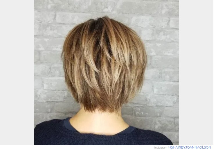 Tips Model Rambut Pendek Sebahu Wanita Gemuk Yang Tepat ...