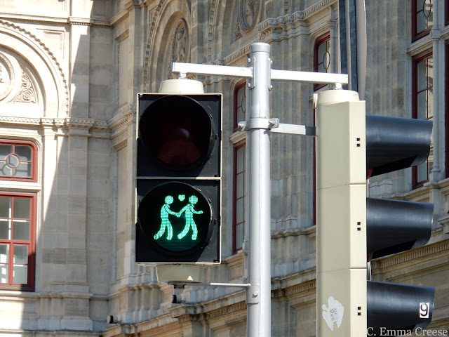 Vienna Traffic Lights Adventures of a London Kiwi