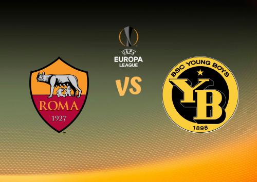 Roma vs Young Boys  Resumen y Partido Completo