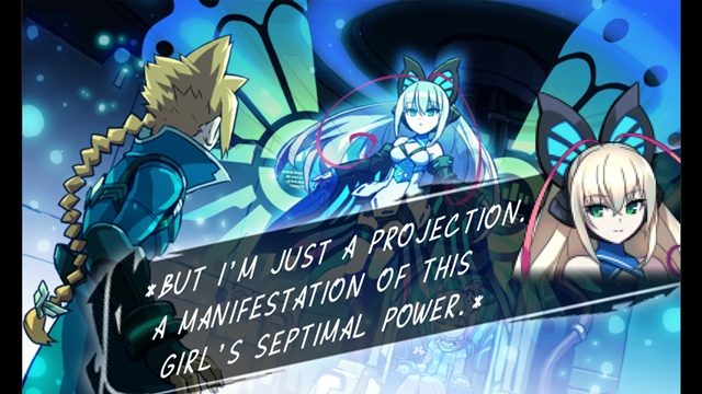 Azure Striker Gunvolt PC Game Español