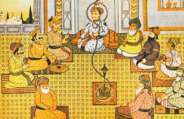 akbar-and-his-nine-jewels