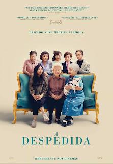 A Despedida, Filme Surpresa e Possível Candidato aos Óscares, Chega a Portugal em Janeiro!
