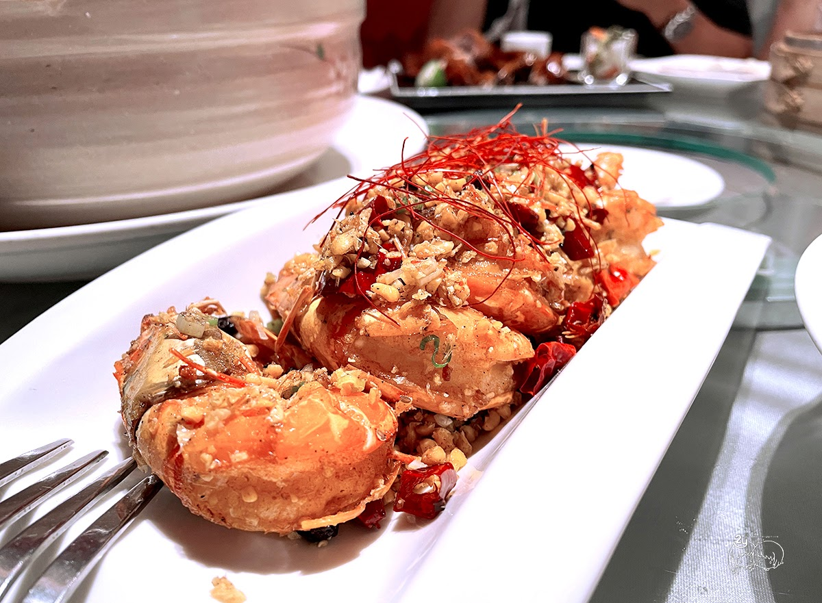 高雄美食|芙悅軒麗尊酒店|明爐櫻桃鴨半隻二吃|湘粵料理港式飲茶