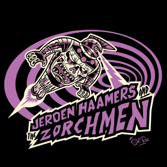 JEROEN HAAMERS and the ZORCHMEN