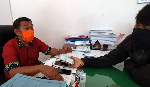Sekretaris Dinas Tenaga Kerja (Disnaker) Lumajang, Totok Sudjarwo