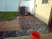 Extending Concrete Patio Lcruzproperties