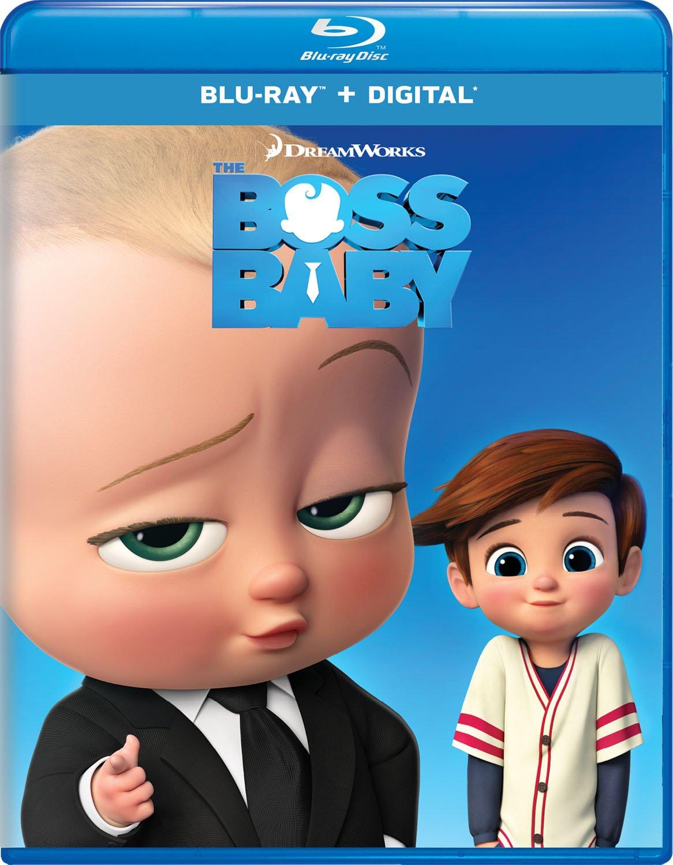 Phần 3 Nhóc Trùm: Đi Làm Lại -The Boss Baby SS3