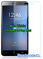 Mica Vidrio Templado Huawei G Play Mini