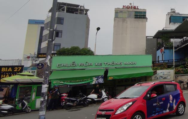 Địa chỉ Chuỗi rửa xe thông minh Vietwash, số 9 Đường Trần Não, Bình An, Quận 2