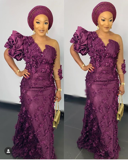 Behold The Latest Asoebi Styles 2019