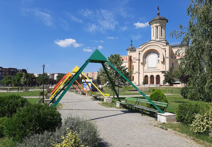 Parcul Sfanta Maria 23 August Parc Orizont, Arad