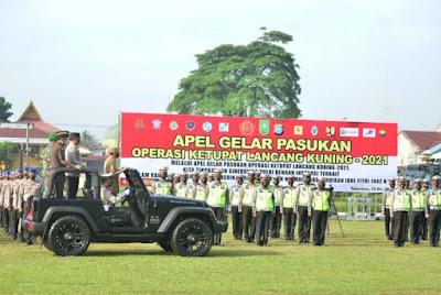 Operasi Ketupat Lancang Kuning 2021, Kapolda Riau: Kami Bertugas Sesuai Instruksi