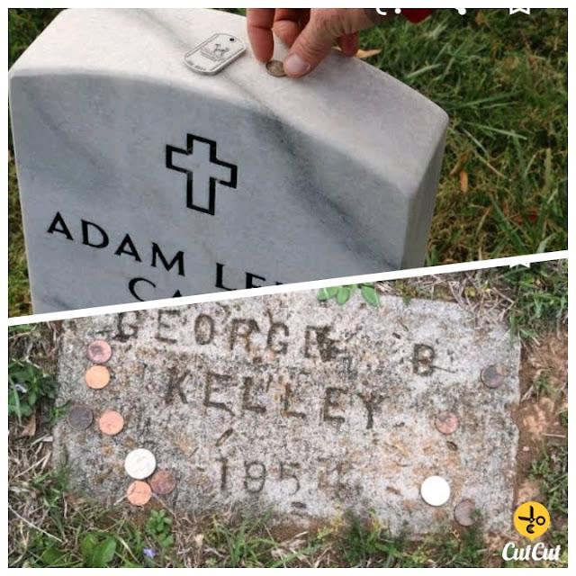 ۔قبر پر سکے رکھنے کا مقصد