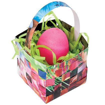 Magazine Mini Basket