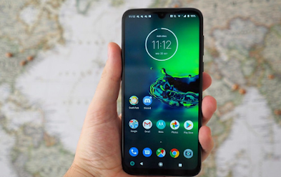 Review Motorola Moto G8 Plus (4GB/64GB)