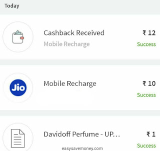 Freecharge New Deal, Recharge Offer