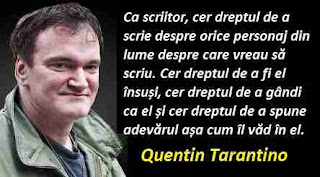 Maxima zilei: 27 martie - Quentin Tarantino