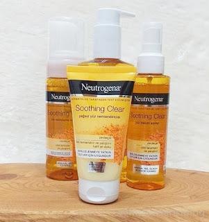 Neutrogena Soothing Clear Yağsız Yüz Nemlendiricisi