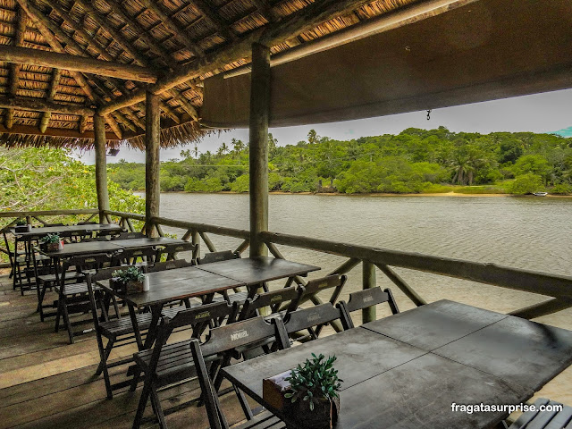 Restaurante Manguezal, Praia do Forte
