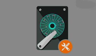 cara memperbaiki hardisk bad sector menggunakan disk check tool
