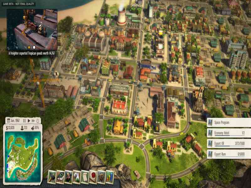 Download Game Tropico 5 Free