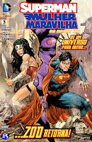 Os Novos 52! Superman & Mulher Maravilha #3
