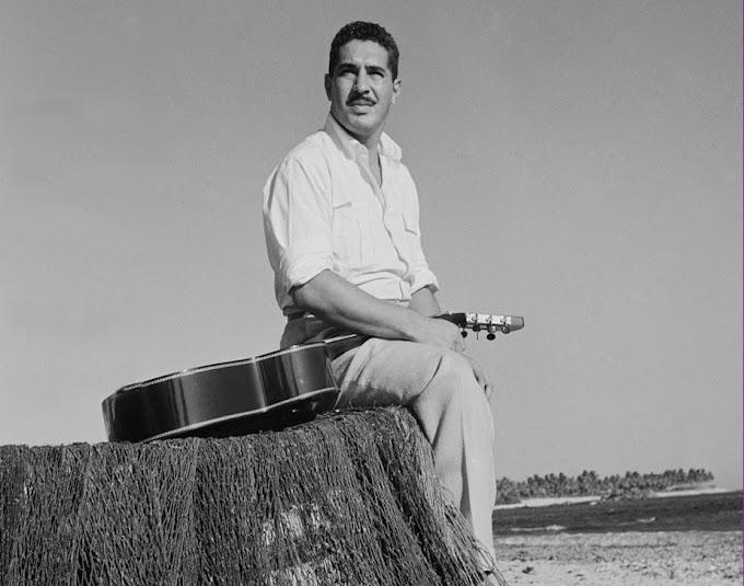 Dorival Caymmi tem reeditados em EP cinco fonogramas raros, gravados no início dos anos 1940