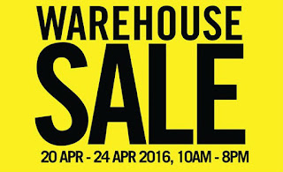 Bratpack Warehouse Sale