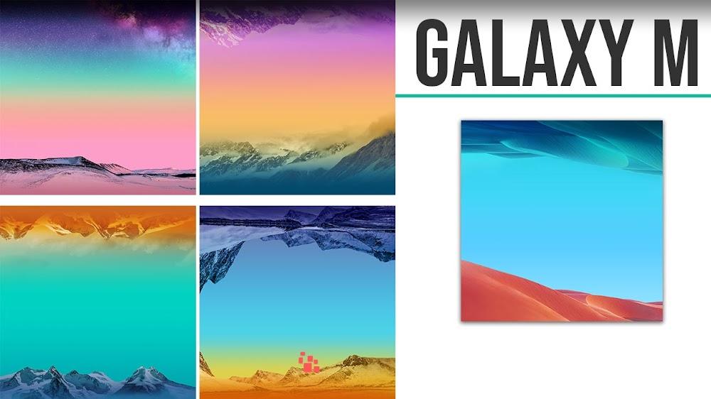 Samsung Galaxy M WALLPAPERS HD Descargar