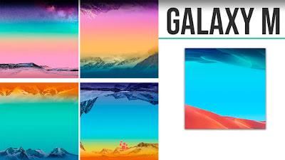 Samsung Galaxy M WALLPAPERS FULL HD Descargar