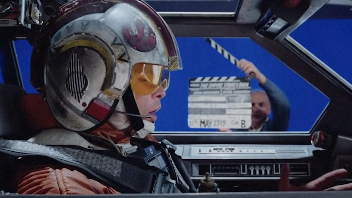 """Cenas inéditas de bastidores de """"Star Wars: O Império Contra-Ataca"""" são divulgadas"""
