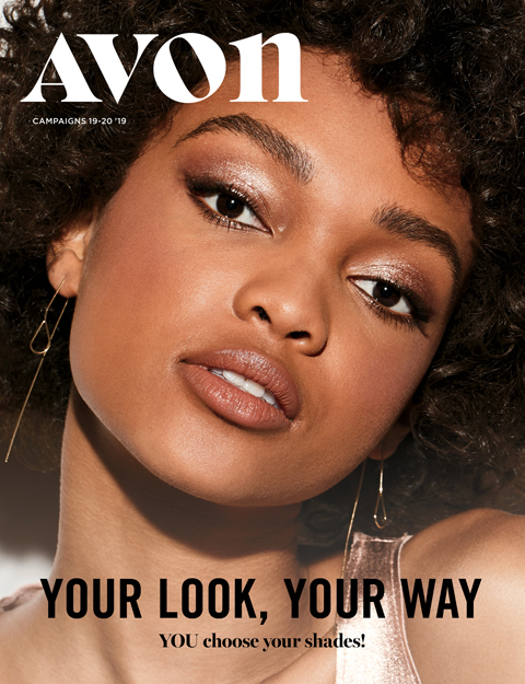 Avon Campaign 19/20 2019 - Your Look Your Way