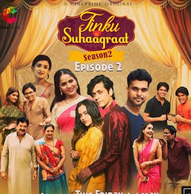 Tinku ki shuhaagraat season 2 episode 2 Cast, Release Date & Watch Online