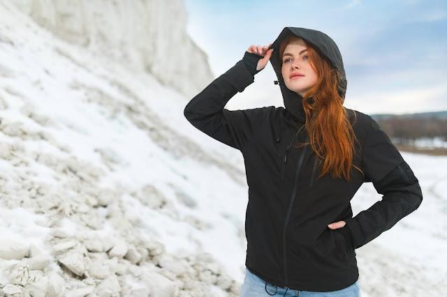GAMMA Graphene jacket