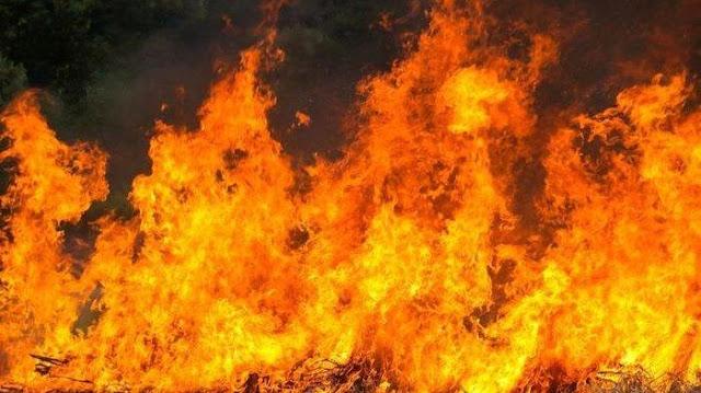 Diduga Gara-gara Puntung Rokok, Kakek 98 Tahun Tewas Terbakar di Atas Kasur, Ini Kronologinya