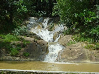 Air terjun Pinang  | wonderful Indonesia