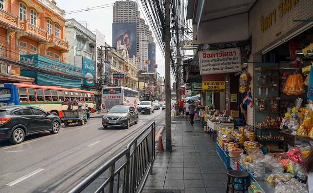 Charoen Krung dan Bangrak