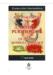 Descargar ebook pdf esotérico gratis La Kabala Anon Fuego Purificador