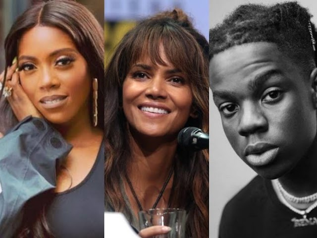 Halle Berry Adds Tiwa Savage & Rema To Her Apple Music Ultimate Warrior Playlist