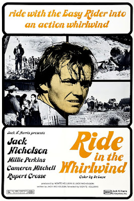 Póster Película Forajidos salvajes - Ride in the Whirlwind